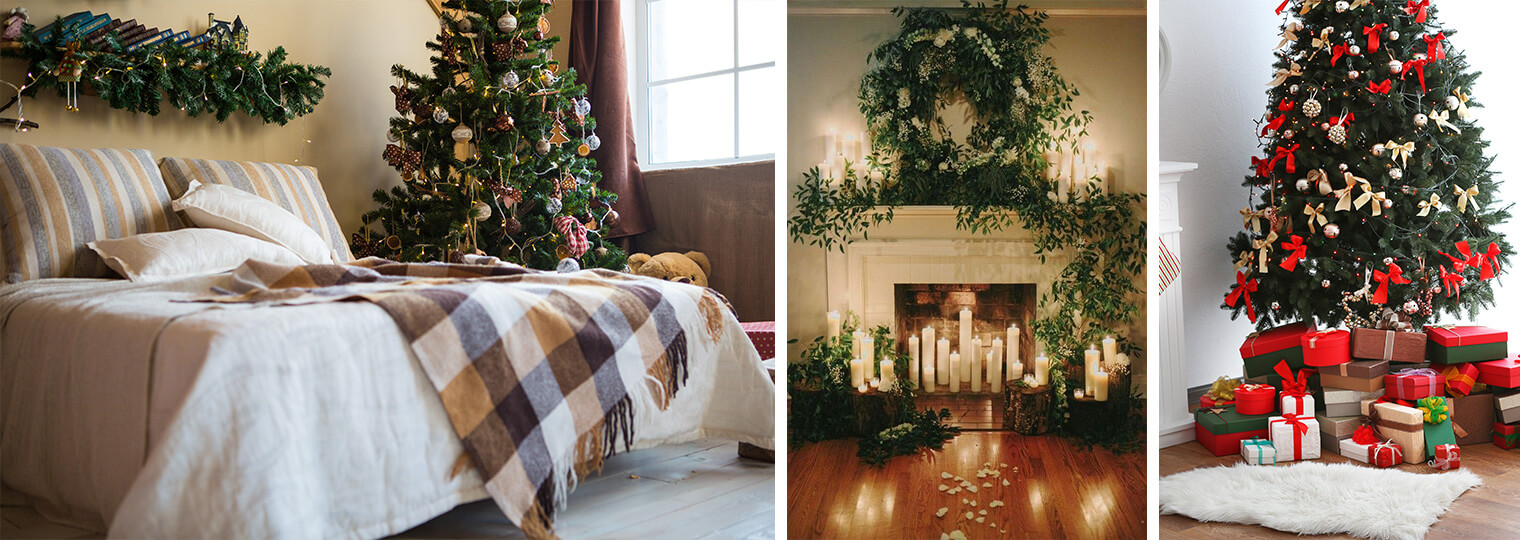 tips for keeping your fresh holiday greenery looking its best - Fresh Christmas Greenery