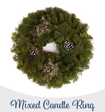 Fernhill Mixed Candle Ring